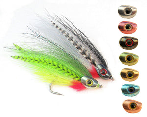 Fish Skull Tan Baitfish