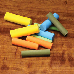 "Foam Cylinders X-Large (1/2"")"