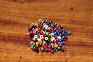 Plummeting Tungsten Beads Red
