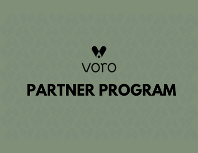 VORO PARTNER PROGRAM