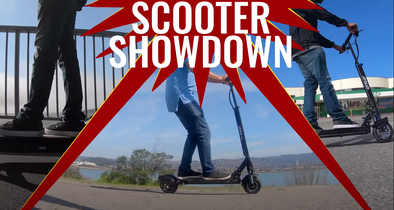 EMOVE Touring: Scooter Comparison