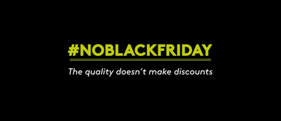 Why we are not running Black Friday sale?