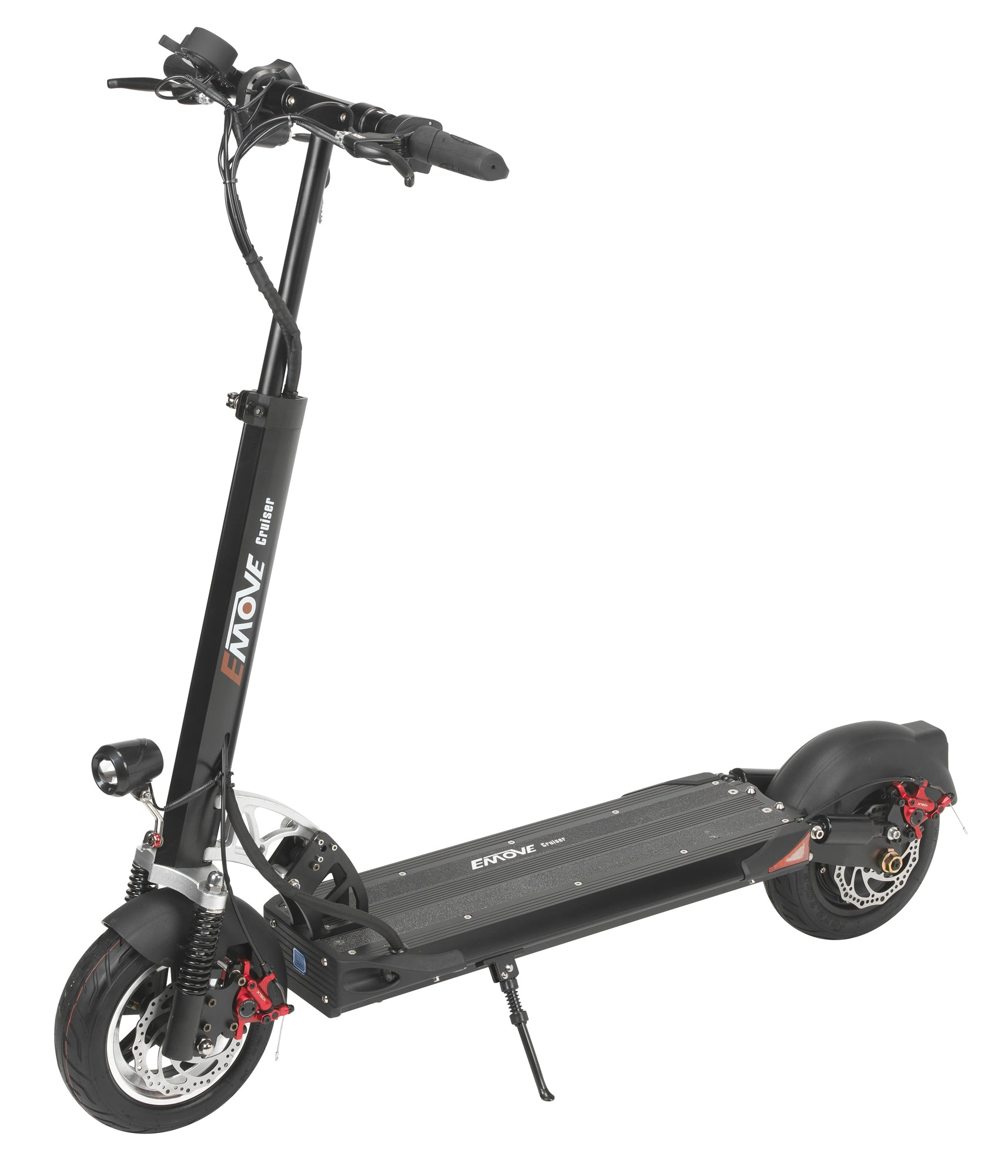 The all new 2019 EMOVE Cruiser Electric Scooter Black