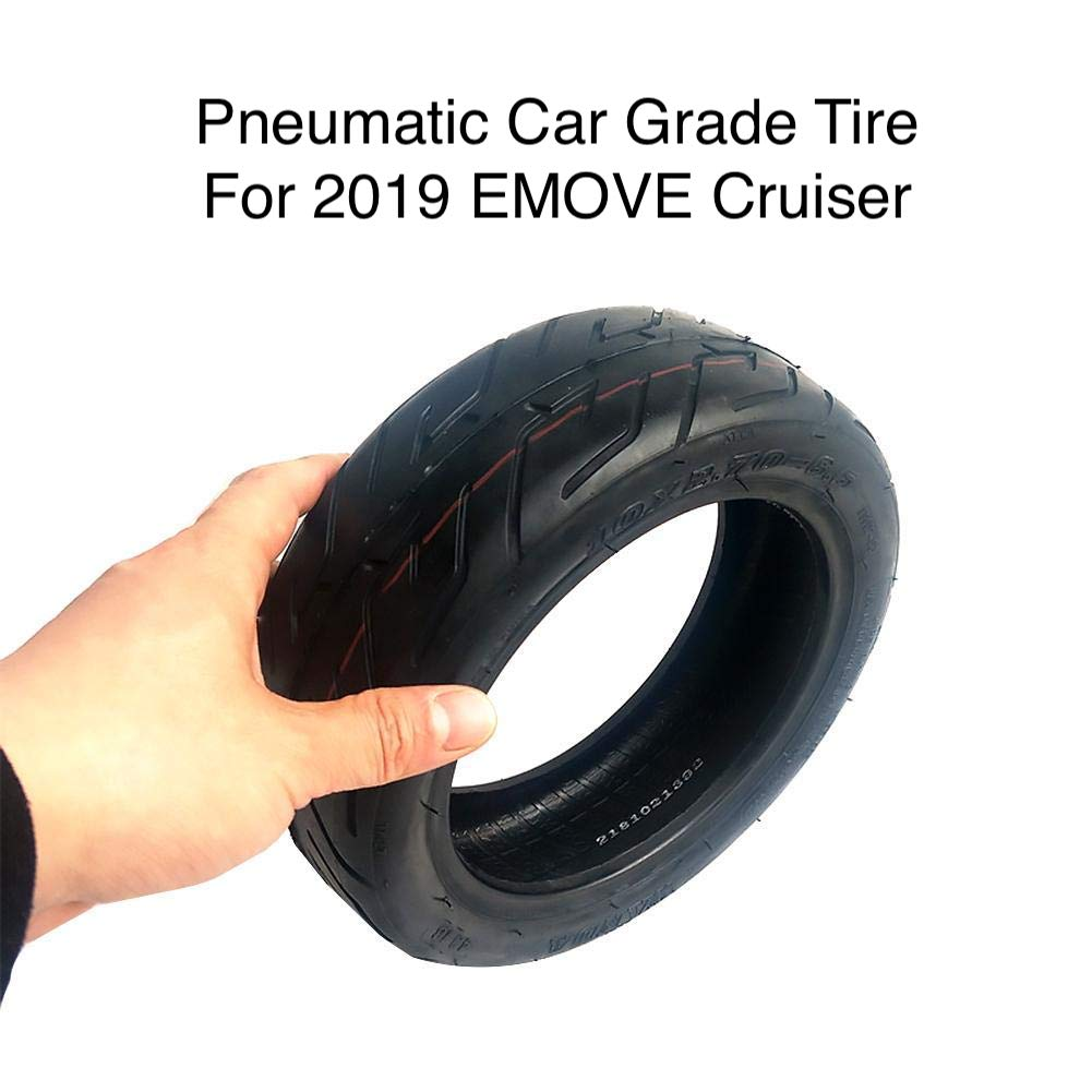 Pneumatic Car Grade Tire for the 2019 EMOVE Cruiser Electric Scooter