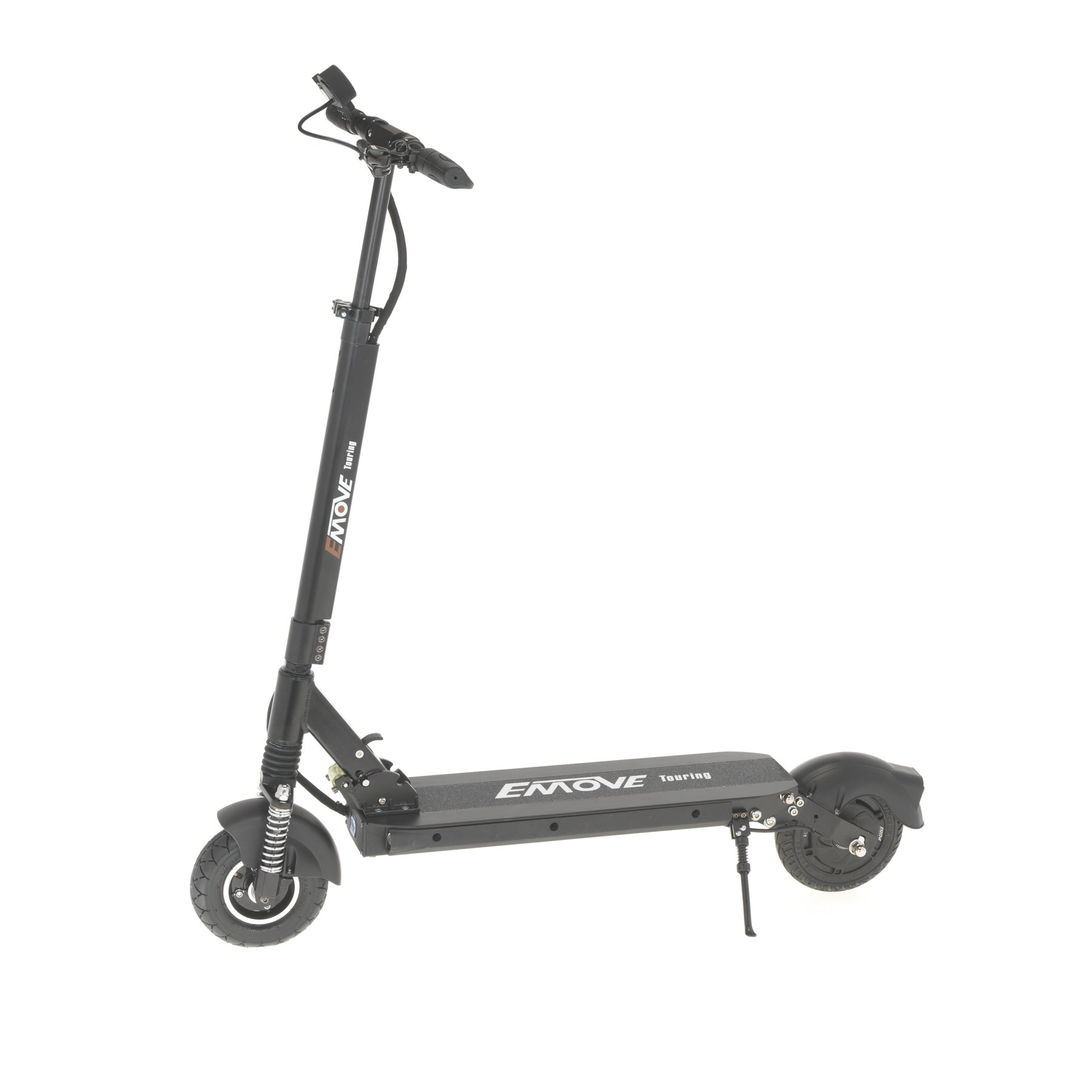 EMOVE Touring Electric Scooter Summer 2019 Version Black with Front Dual Suspensions