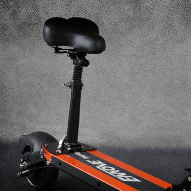 Seat with Base Plate for EMOVE Touring