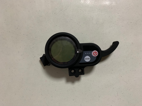 LCD Throttle Display for Electric Scooters (2019 Multi Voltage Version) | Original