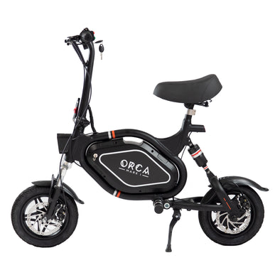 ORCA Mark I Ergonomic Foldable Seated E-Scooter