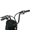 FIIDO Seated electric Scooter Front Handlebar