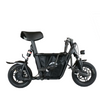 FIIDO Seated Electric Scooter | UL2272 Certified