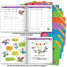 Load image into Gallery viewer, SUBTRACTION | 11 Subtraction Workbooks
