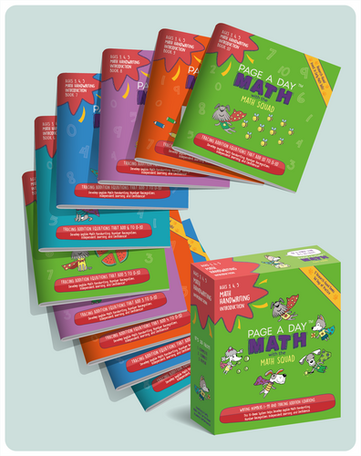 Try-It PRE-K MATH STARTER Kit
