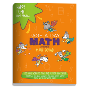 [Bundle] ADDITION Kit + 3 Handwriting Books for Kindergarten - 1st Grade