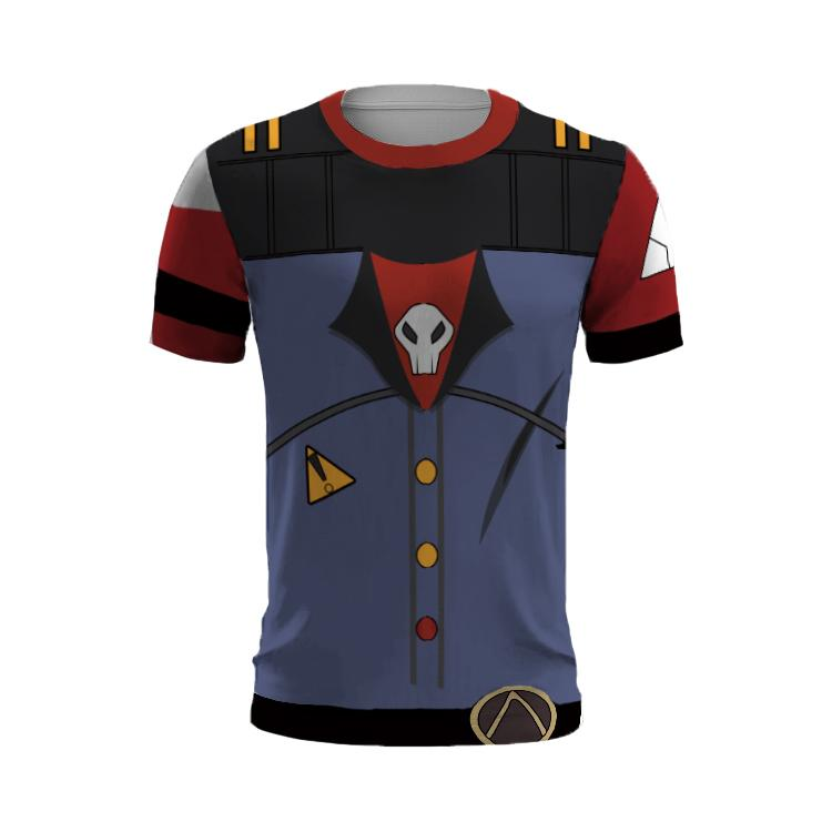 Borderlands T-Shirt  - Borderlands 2 Gaige Tee