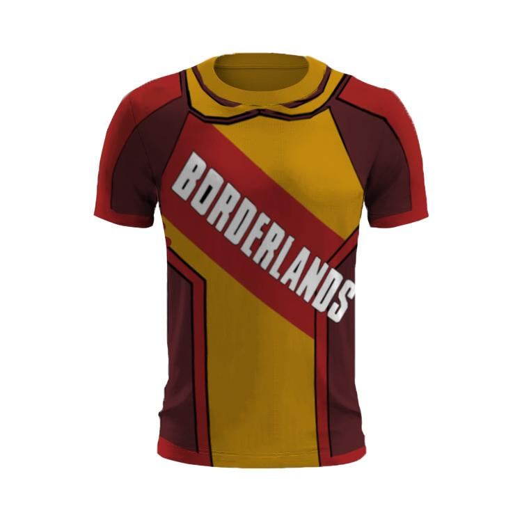 Borderlands T-Shirt - Borderlands Tee