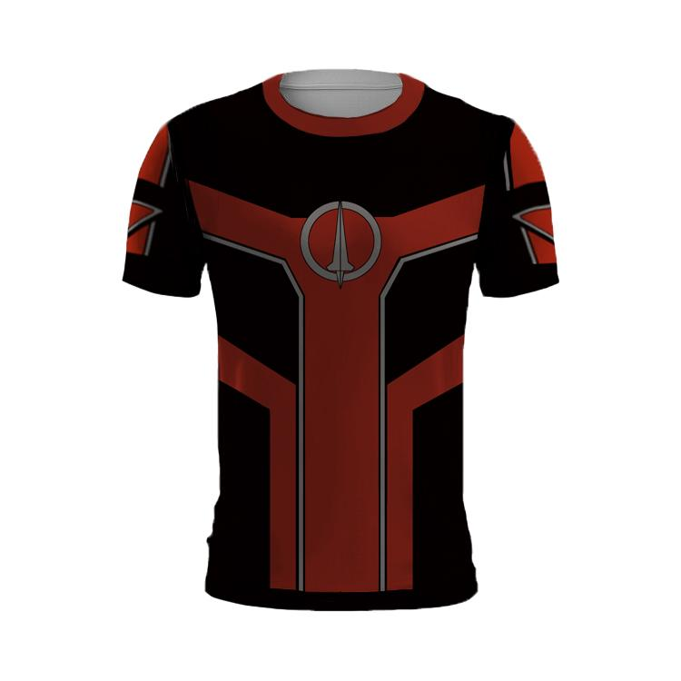 Borderlands T-Shirt - Borderlands Crimson Lance Tee