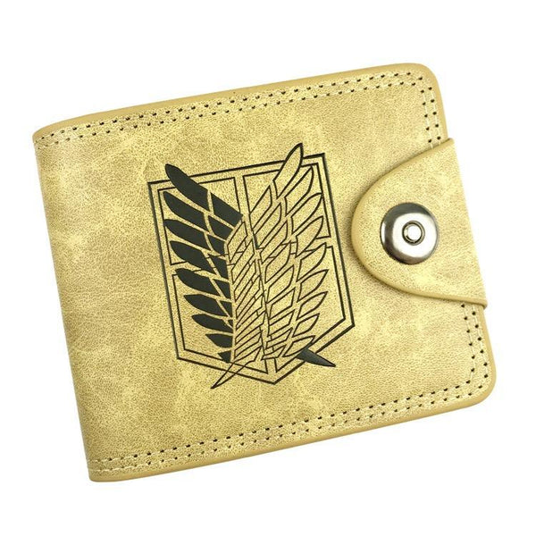 Attack On Titan Wings Of Liberty Wallet