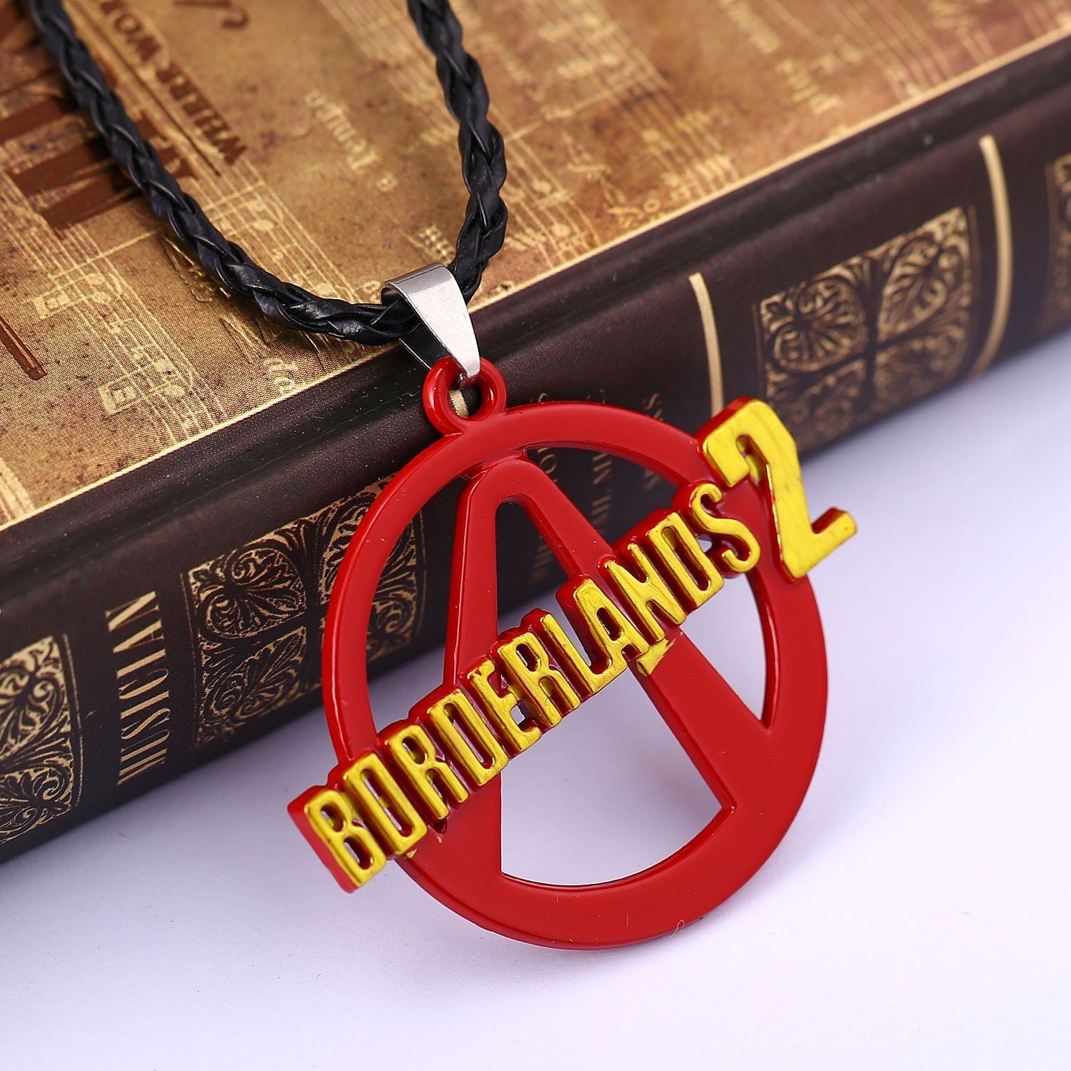 Borderlands 2 Symbol Necklace