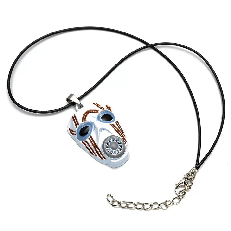 Borderlands 2 Mask Key Chain Necklace