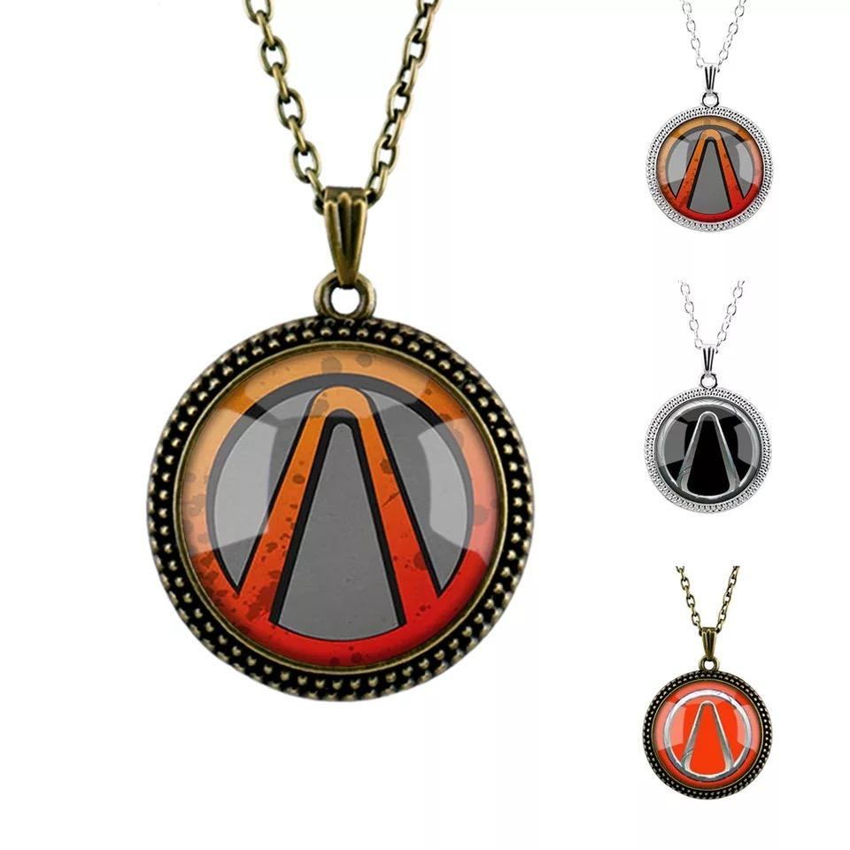 Borderlands Vault Symbol Necklace