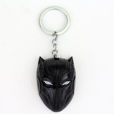 New Black Panther Avengers: Infinity War keyring Keychain men women pendant Jewelry
