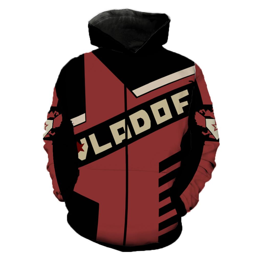 Borderlands Hoodies - Borderlands Vladof V2 Hoodie