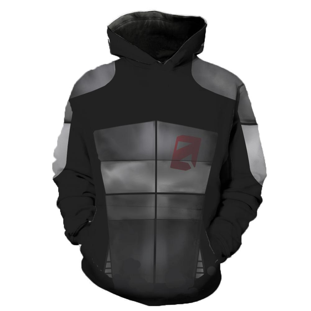 Borderlands Hoodies - Borderlands Zero Hoodie