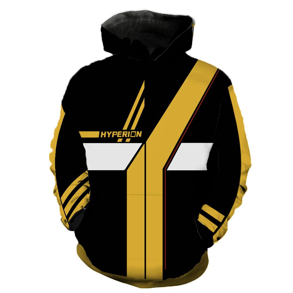 Borderlands Hoodies - Borderlands Hyperion Hoodie