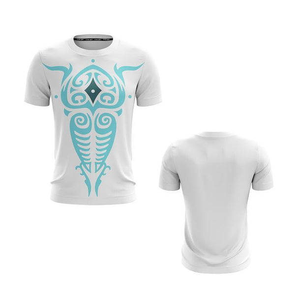 The Legend of Korra t-shirt - The Legend of Korra Vaatu and Raava t-shirt