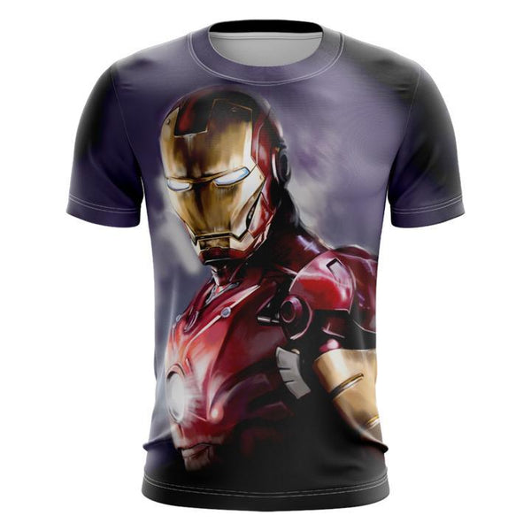 Iron Man T-Shirt - Tony Stark T-Shirt