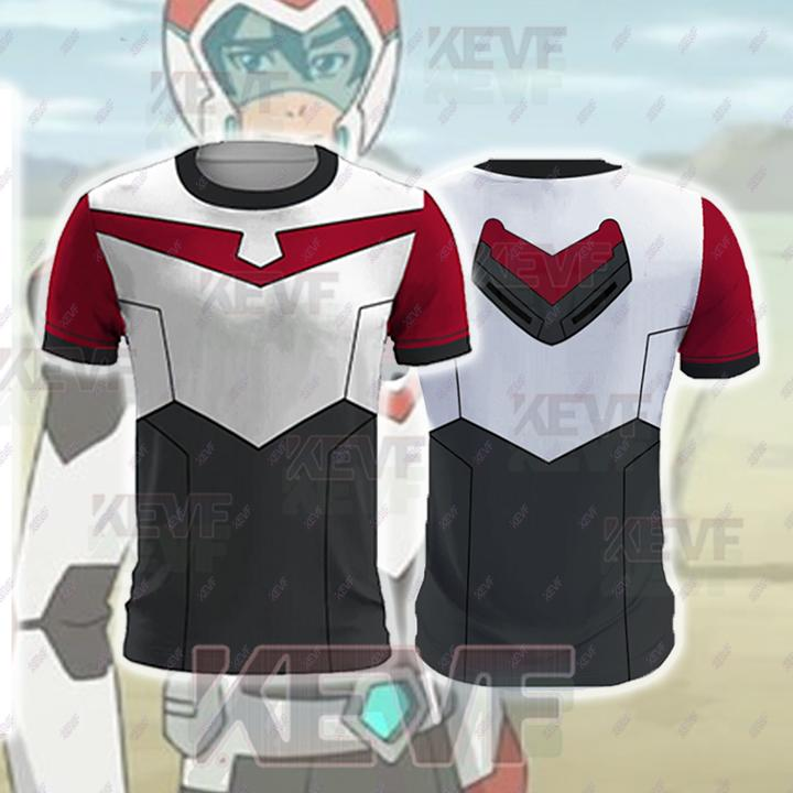 Voltron: Legendary Defender t-shirt - Paladin Keith t-shirt