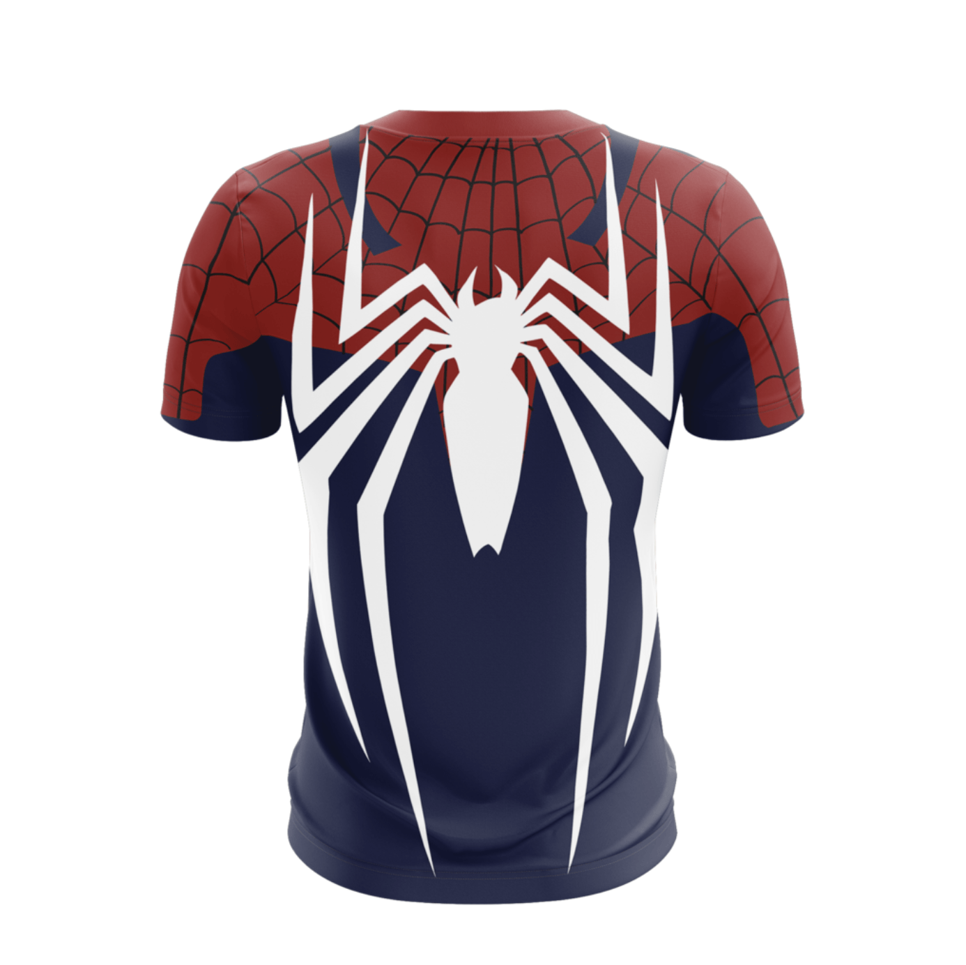 Spiderman T-Shirt - Spider Man PS4 T-Shirt