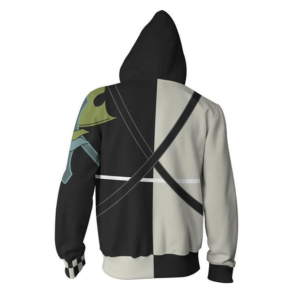 Kingdom Hearts Hoodies - Ventus Zip Up Hoodie