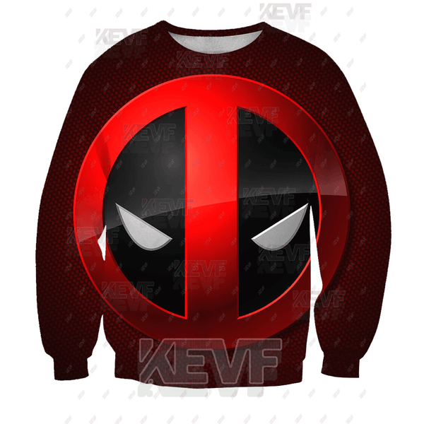 Deadpool Hoodies - Marvels Favorite Deadpool Hero Sign Deadpool Zip Up Hoodie
