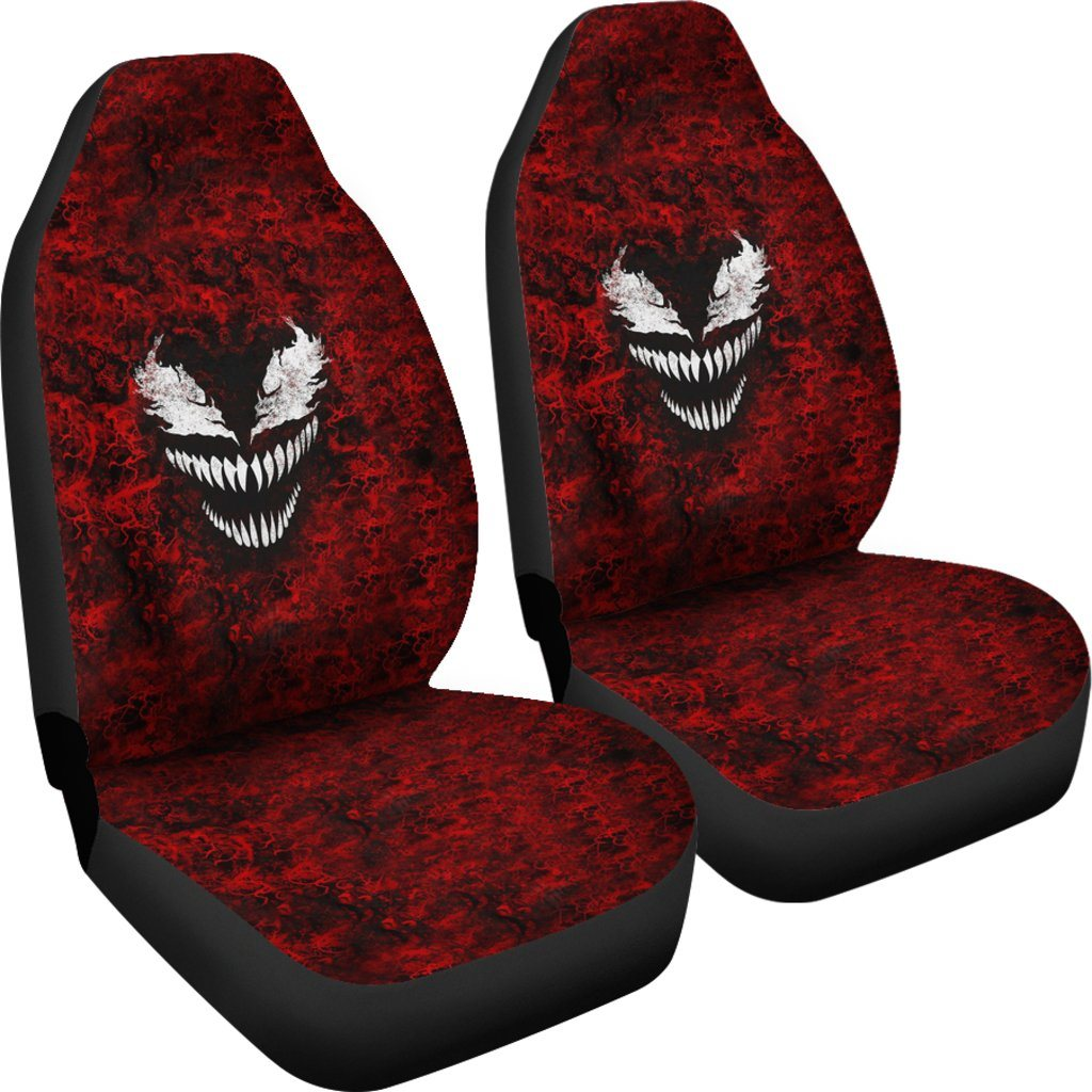 3D Car Seat Covers - Carnage Car Seat Covers