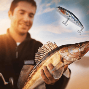 Rechargeable Twitching Fish Lure(Buy 3 Get 1 Free)