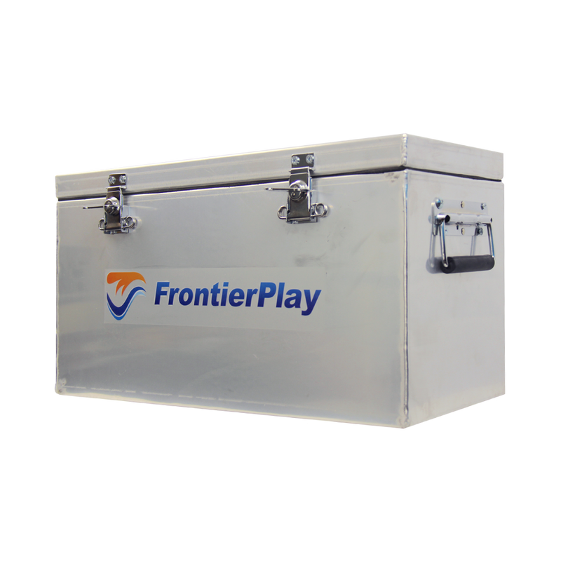 Heavy Duty Aluminum Dry Box