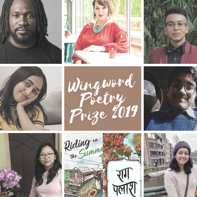 Wingword Poetry Prize 2019 : Book Launch and Award Ceremony