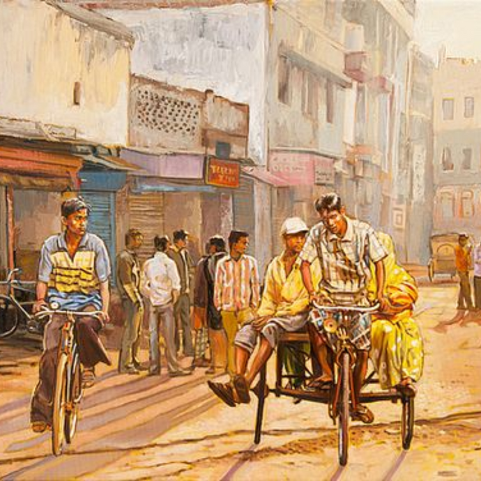 The Indian Streets