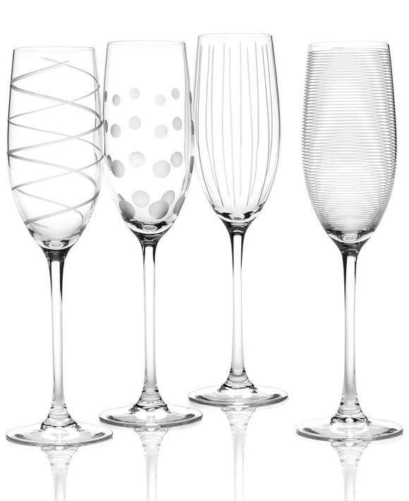 Champagne Flutes & Wine Glasses