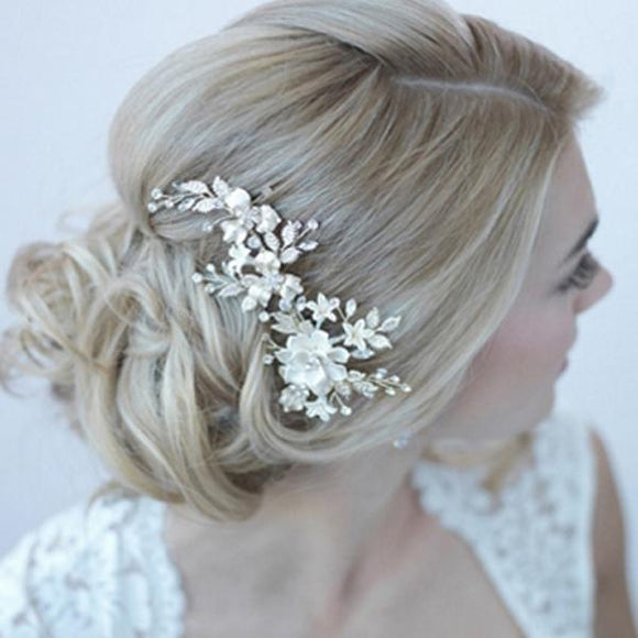Bridal Combs & Hair Pins