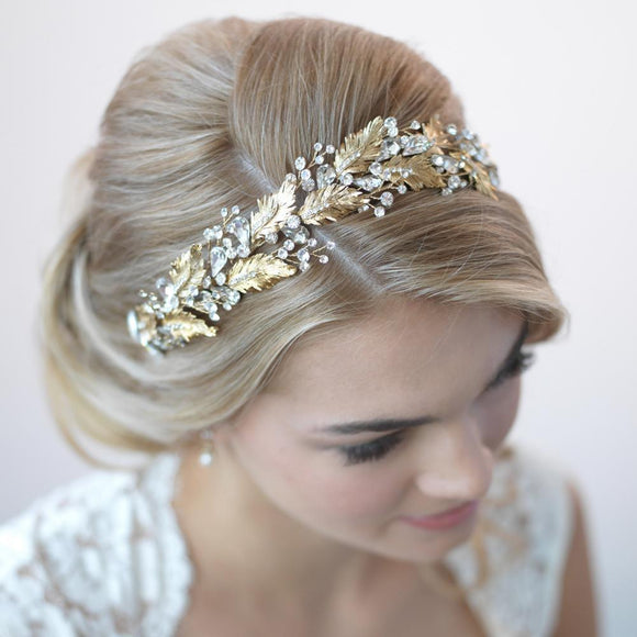 Hair Vines & Bridal Headbands