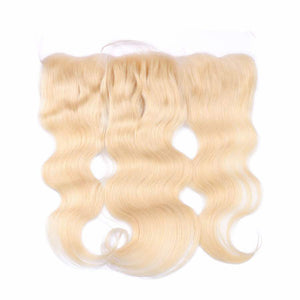 Bombshell Blonde Lace Frontal
