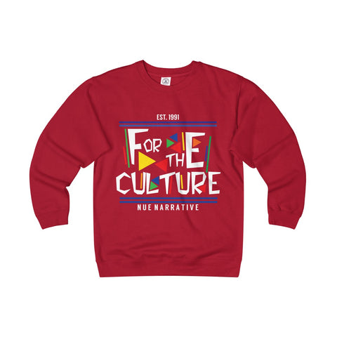 """For The Culture"" - Heavy Weight Sweatshirt"