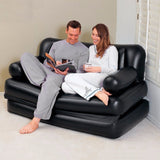 Inflatable Air Sofa Bed Couch