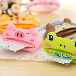 Cute Animal Tube Squeezer