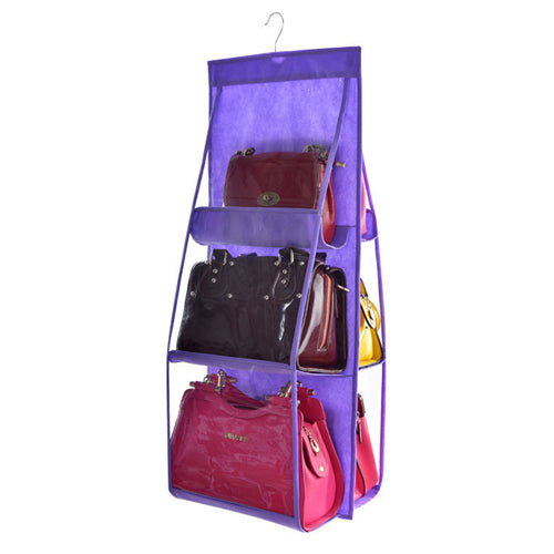 Hanging Purse Organizer