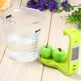 Food Scale Measuring Cup