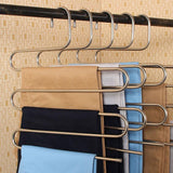 Stainless Steel Multi Layer Trousers Hanger