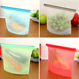 SILICONE REUSABLE BAG